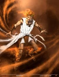 Hermes là một trong 12 vị thần trên đỉnh Olympus của thần thoại Hy Lạp. Vị  thần của hoàng hôn, các con đường; là vị thần bảo hộ của bọn trộm cướp, ...